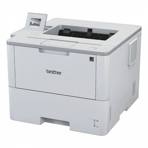 Brother HL-L6400DW Schwarz-Weiß Laserdrucker, (automatischer Duplexdruck, netzwerk- und WLAN-fähig)