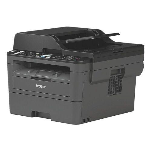 Brother MFC-L2710DW Multifunktionsdrucker, (4-in-1, mit automatischem Duplexdruck, LAN- und WLAN-fähig)