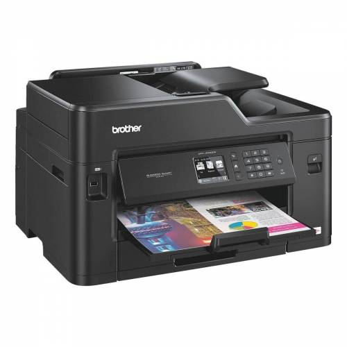 Brother MFC-J5330DW Multifunktionsdrucker, (A3, 4-in-1, mit Duplexdruck, WLAN- und LAN-fähig)