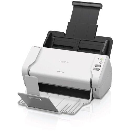 Brother Dokumentenscanner »Dokumentenscanner ADS-2200«, Weiß-Schwarz