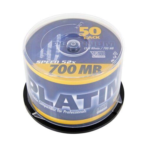 Platinum DVD-Rohling »DVD-R, 4,7GB, 120min, 16x, DVD-Rohlinge«