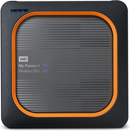 Western Digital »WD My Passport Wireless Pro SSD 1TB« SSD-Festplatte