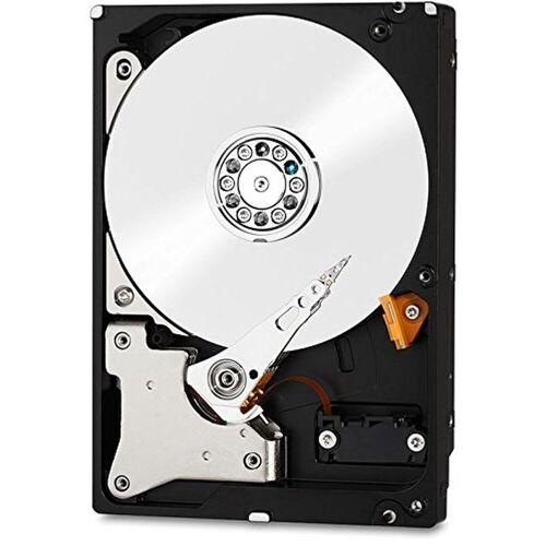 "Western Digital WD Red Networking NAS HDD Retail int. »Retail Kit. Festplatten-Formfaktor 3.5""«, grau"