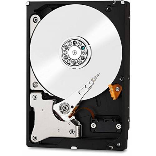 "Western Digital »Retail Kit. Festplatten-Formfaktor 3.5""« HDD-NAS-Festplatte 3,5"" (4 TB), WD Red Networking NAS HDD Retail int)"