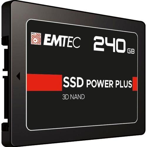"""EMTEC »X150« SSD 2,5"""" (240 GB) 520 MB/S Lesegeschwindigkeit, 500 MB/S Schreibgeschwindigkeit)"""