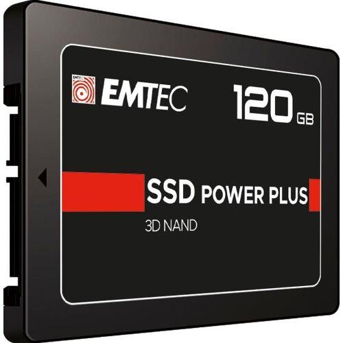 """EMTEC »X150« SSD 2,5"""" (120 GB) 520 MB/S Lesegeschwindigkeit, 500 MB/S Schreibgeschwindigkeit)"""