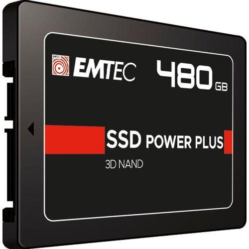 """EMTEC »X150« SSD 2,5"""" (480 GB) 520 MB/S Lesegeschwindigkeit, 500 MB/S Schreibgeschwindigkeit)"""