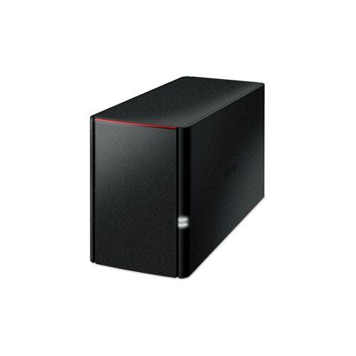 Buffalo Technology LinkStation 220DE 2 bays »Netzwerkspeicherlösung (NAS)«, schwarz