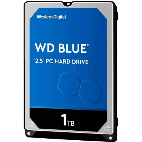 "Western Digital »WD Blue Mobile« HDD-Notebook-Festplatte 2,5"" (1 TB)"