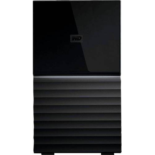 WD »My Book Duo« externe HDD-Festplatte (24 TB)