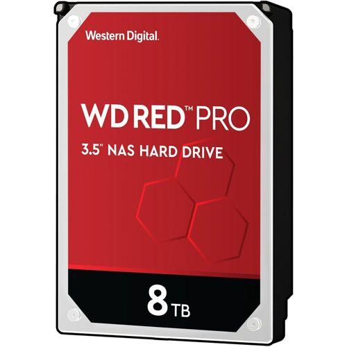 "WD »Red Pro NAS-Festplatte 8 TB, SATA 6 Gb/s, 3,5""« HDD-Festplatte 3,5"""" (8.000 GB)"