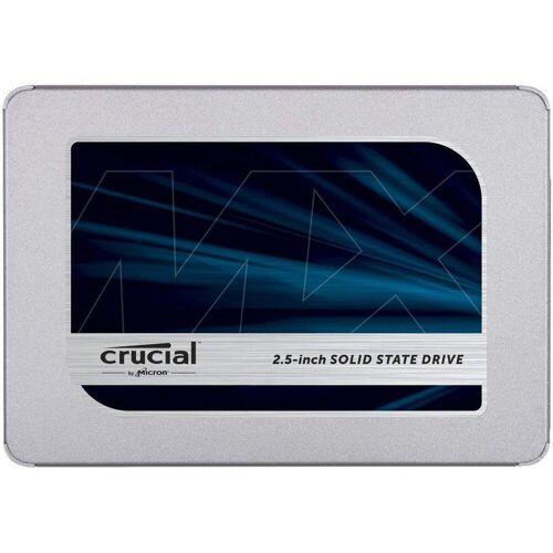 Crucial »MX500 SSD 500GB 2,5 Zoll int. Festplatte« SSD-Festplatte