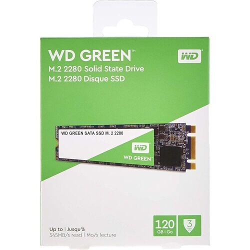 Western Digital »WD Green SSD 120GB M.2 interne Festplatte« SSD-Festplatte