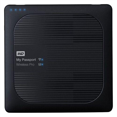 Western Digital »My Passport Wireless Pro 2TB schwarz« externe HDD-Festplatte