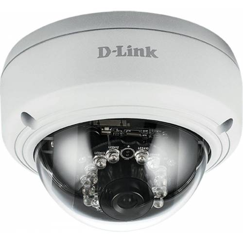 D-Link IP-Kamera »PoE Dome Vigilance Full HD Outdoor Camera«, Weiß