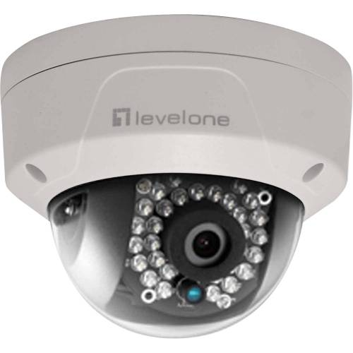 LevelOne »FCS-3084 Dome-Überwachungskamera« IP-Überwachungskamera