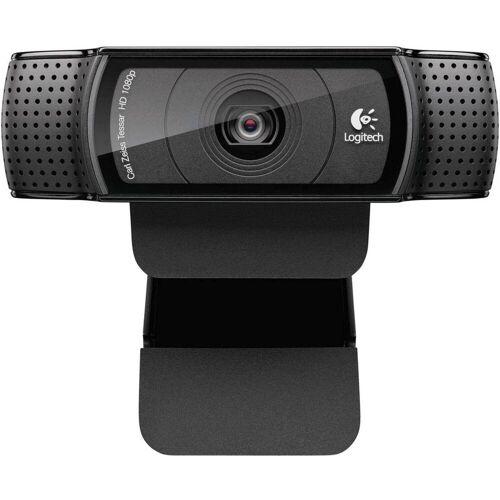 Logitech Kamerazubehör-Set »C920 HD Pro Webcam«