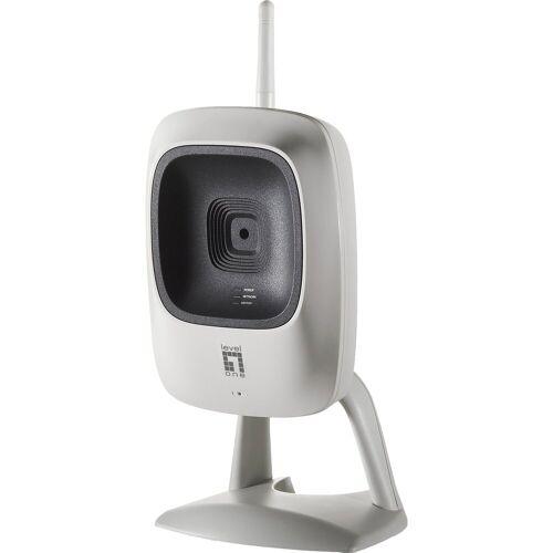 LevelOne »WCS-0040, LAN, WLAN« Smart Home Kamera