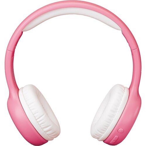 Lenco »HPB-110BU - faltbarer Bluetooth Kopfhörer mit« Kinder-Kopfhörer, pink