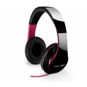 FANTEC SHP-250AJ-PK Kopfhörer »Stereo Kopfhörer on Ear«, pink