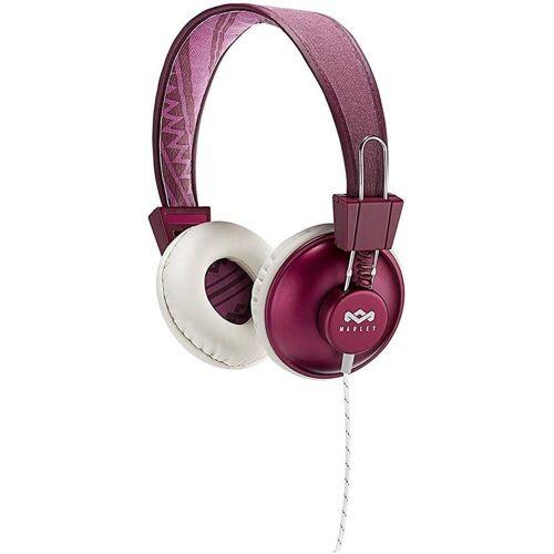 House of Marley »POSITIVE VIBRATION Kopfhörer / Headset« Kopfhörer (Purple - EM-JH011-PU), Purple