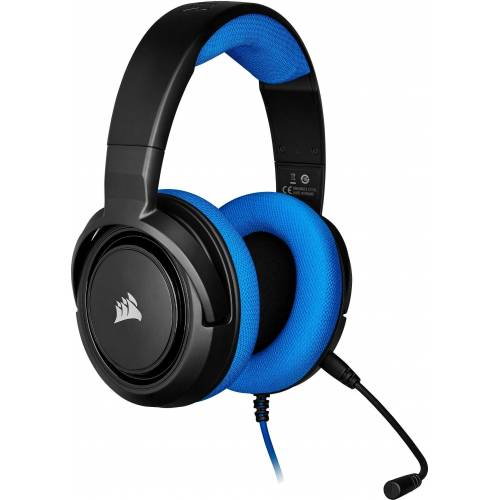 Corsair »HS35 STEREO Gaming Headset« Gaming-Headset, blau