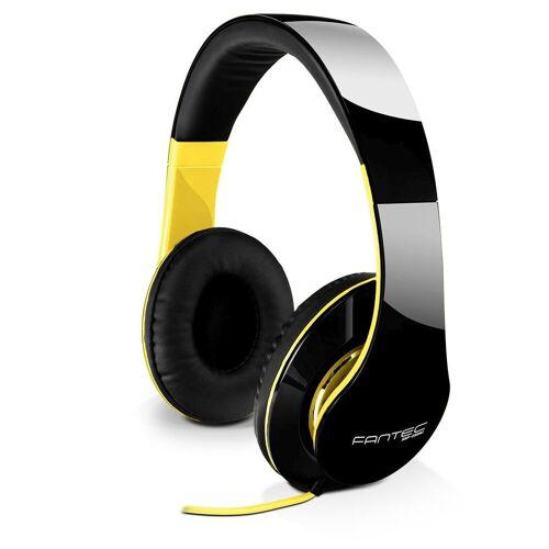 FANTEC SHP-250AJ-NY »Kopfhoerer on Ear«, schwarz