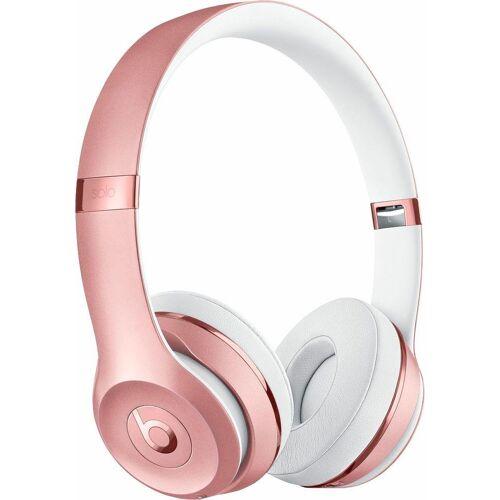 Beats by Dr. Dre »Solo 3 Wireless« On-Ear-Kopfhörer (Bluetooth, Bluetooth, Lithium-Ionen-Akku), rosa