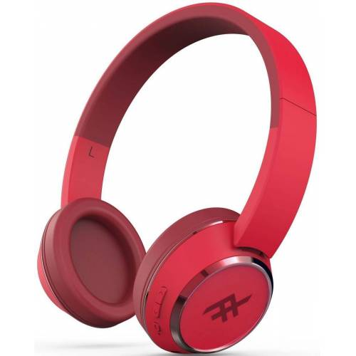 IFROGZ Headset »Audio Coda Wireless Headphone mit Mikrofon«, Rot