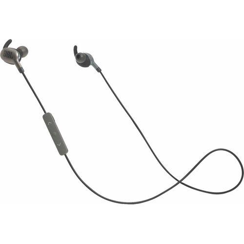 JBL »Everest V 110« In-Ear-Kopfhörer (Bluetooth, Mikrofon mit Geräuschunterdrückung), grau