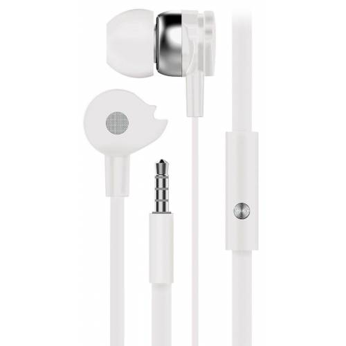 fontastic Headset »Essential Stereo Headset, 3,5mm Klinke«, Weiß