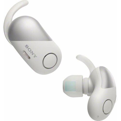Sony »WF-SP700N« Sport-Kopfhörer (IPX4 wasserfest, Extra Bass, Headphones Connect App), weiß