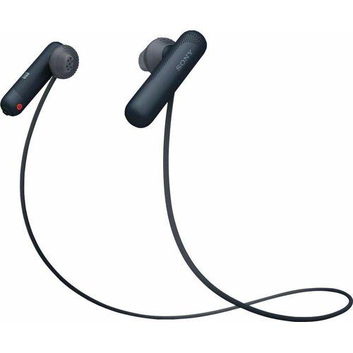 Sony »WI-SP500« Sport-Kopfhörer (IPX4 wasserfest, bis zu 8 Stunden Akkulaufzeit), schwarz