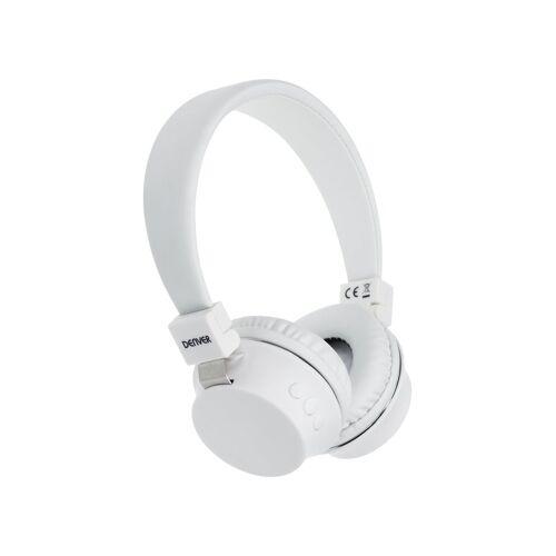 Denver »BTH-205 weiß« Bluetooth-Kopfhörer
