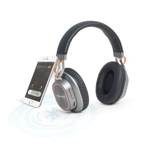 Technaxx Bluetooth Kopfhörer »BT-X33 MusicMan BT Overear Kopfhoerer LED Style«