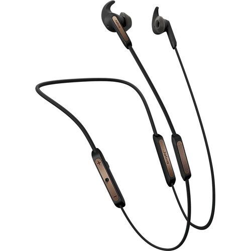 Jabra Wireless Stereo in-Ear-Kopfhörer »Elite 45e«, Schwarz