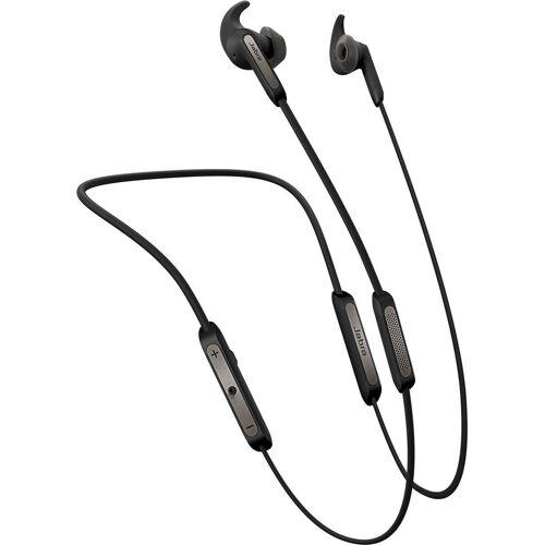 Jabra Wireless Stereo in-Ear-Kopfhörer »Elite 45e«, Titan