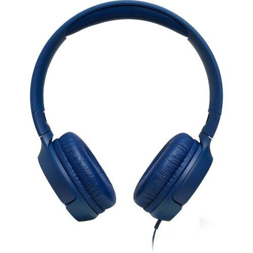 JBL »TUNE 500« On-Ear-Kopfhörer (Siri, Google Assistant), blau