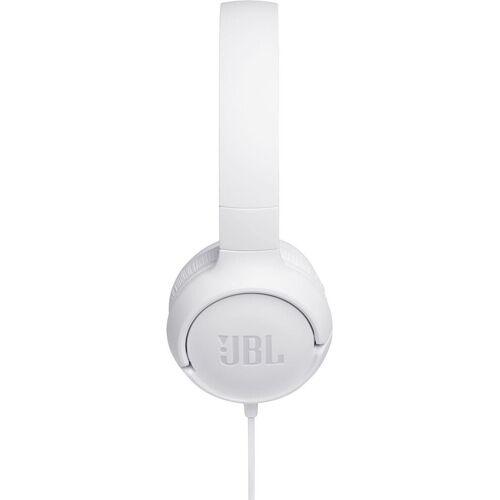 JBL »TUNE 500« On-Ear-Kopfhörer (Siri, Google Assistant), weiß