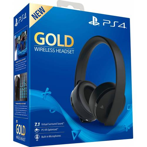 PlayStation 4 »Gold Edition« Wireless-Headset
