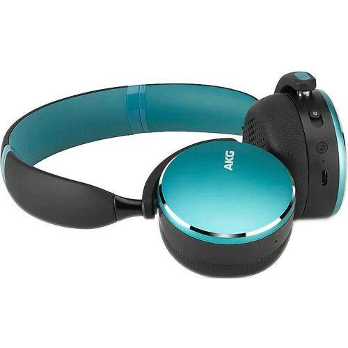 AKG »Y500« On-Ear-Kopfhörer (Bluetooth, wireless), grün