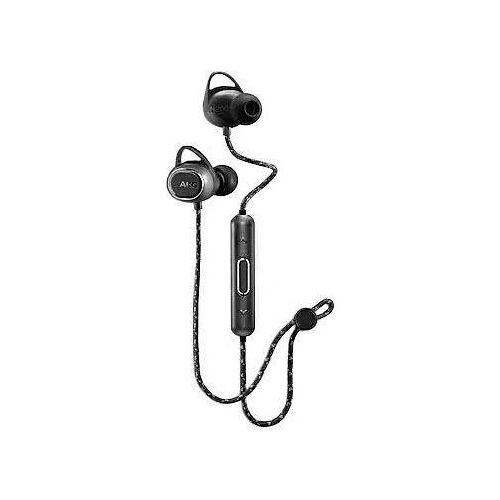 AKG »N200« In-Ear-Kopfhörer (Bluetooth, wireless), schwarz