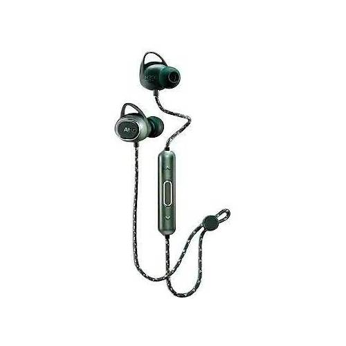AKG »N200« In-Ear-Kopfhörer (Bluetooth, wireless), grün