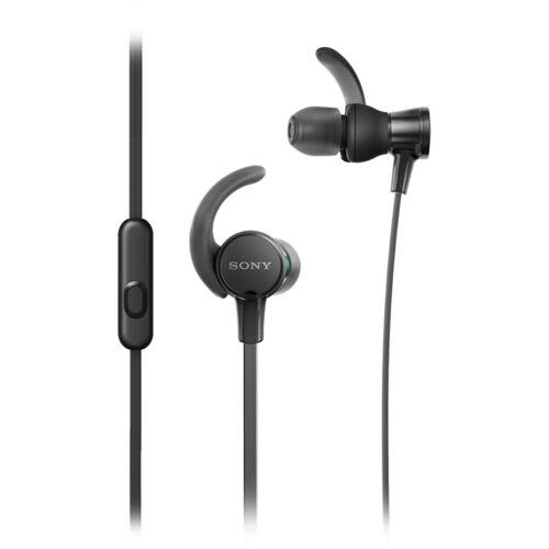 Sony Headset »In-Ear-Sportkopfhörer MDR-XB510AS«, Schwarz