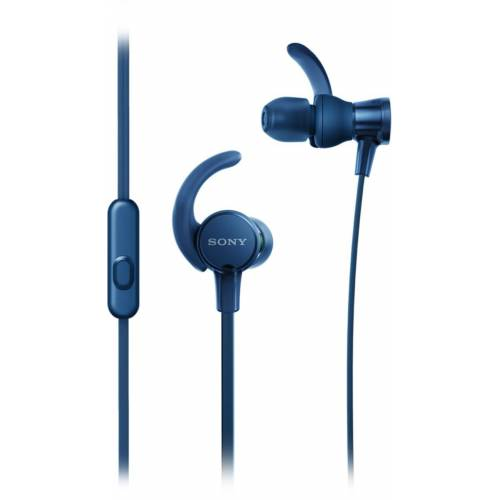 Sony Headset »In-Ear-Sportkopfhörer MDR-XB510AS«, Blau
