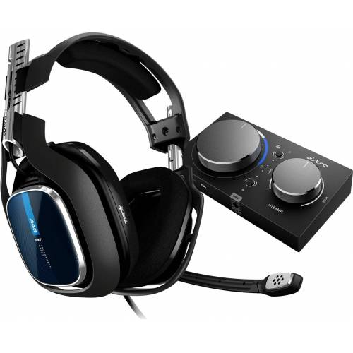 ASTRO »A40 TR Headset + MixAmp Pro TR -NEU- (PS4, PS3, PC, MAC)« Gaming-Headset