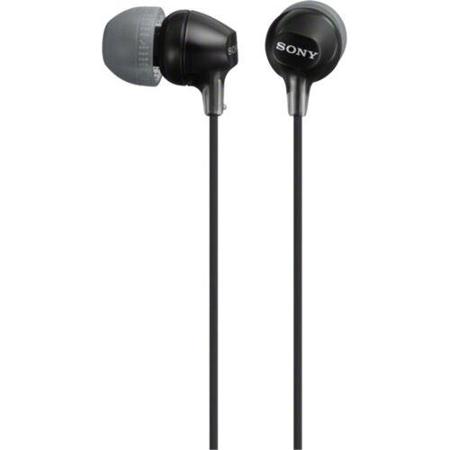 Sony Kopfhörer »In-Ear Kopfhörer MDR-EX15LP«, Schwarz