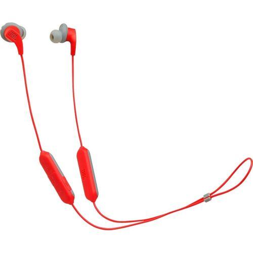 JBL »Endurance Run BT« wireless In-Ear-Kopfhörer (Bluetooth, Sportkopfhörer), rot