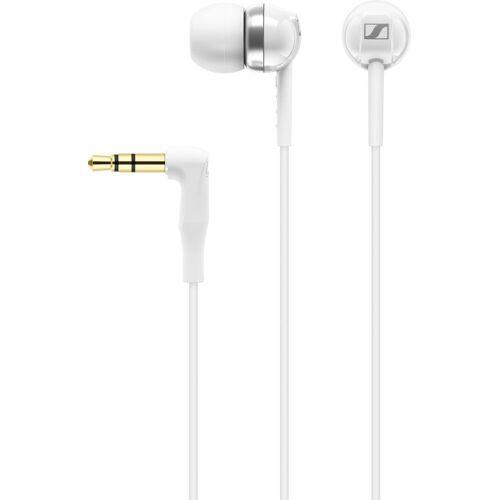 Sennheiser Kopfhörer »In-Ear Headphones CX 100«, Weiß