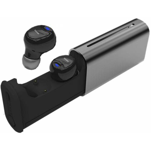Denver Headset »TWE-60 Wireless BT Earbuds«, Schwarz